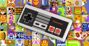 Nintendo Classic Mini Spiele