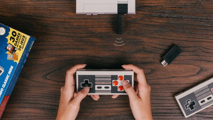 Retro Receiver NES Classic Edition