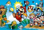 Super Mario Bros. Artwork