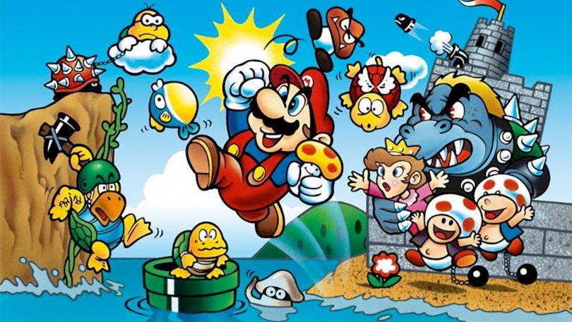 Super Mario Bros. Artwork