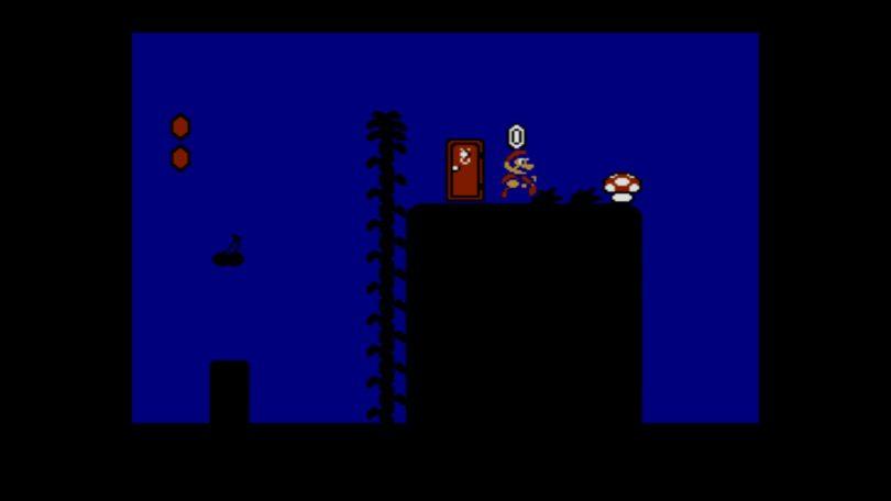 Super Mario Bros. 2 – Spielszene