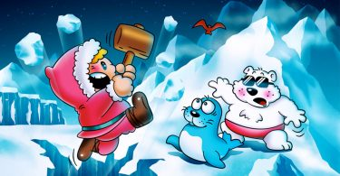 Ice Climber Artwork