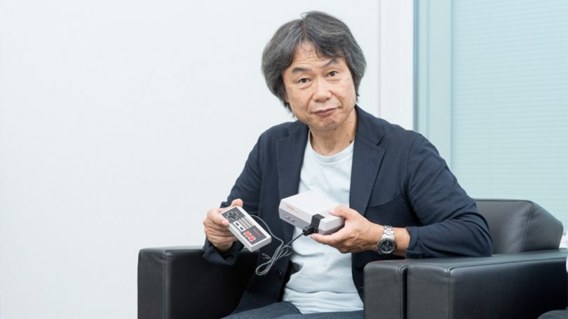Miyamoto: NES Classic Nachlieferung