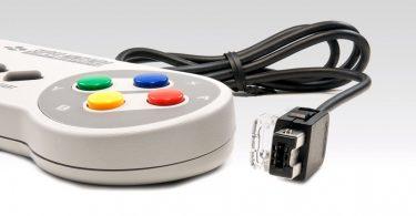SNES Classic Mini Controller