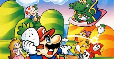 Super Mario Bros. 2 Artwork