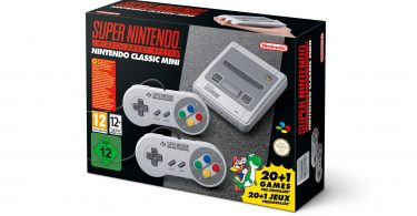 SNES Classic Mini: Packshot
