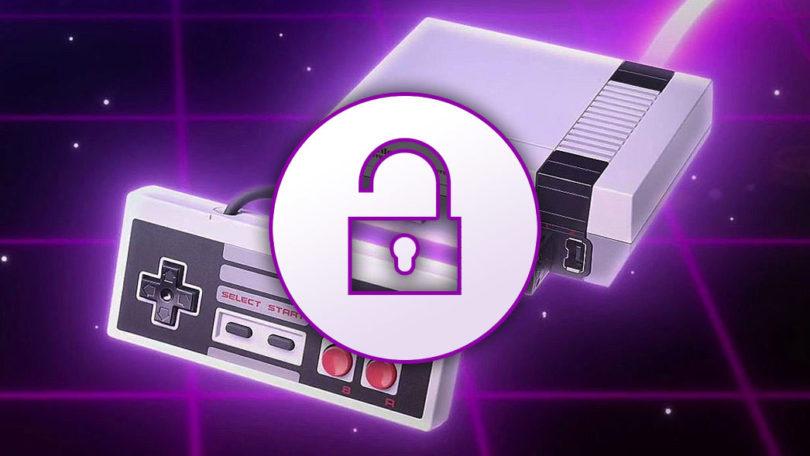 NES Classic Mini Hack