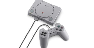 Sony PlayStation Classic – Konsole und Controller