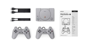 Sony PlayStation Classic – Lieferumfang